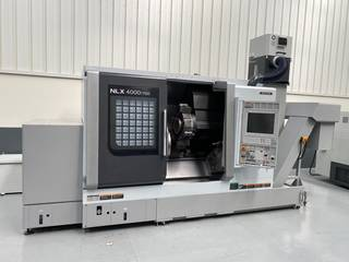 Tour DMG MORI NLX 4000 BY/750-4