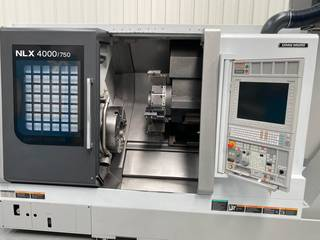 Tour DMG MORI NLX 4000 BY/750-6