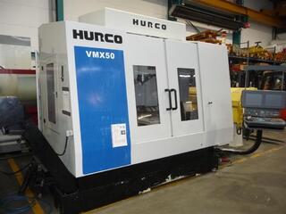 Fraiseuse Hurco VMX 50 /40 T NC Schwenkrundtisch B+C axis-0