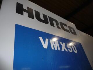 Fraiseuse Hurco VMX 50 /40 T NC Schwenkrundtisch B+C axis-1