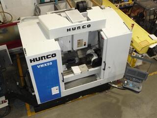 Fraiseuse Hurco VMX 50 /40 T NC Schwenkrundtisch B+C axis-6