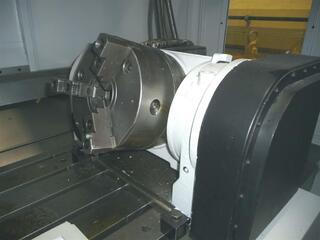 Fraiseuse Hurco VMX 50 /40 T NC Schwenkrundtisch B+C axis-7