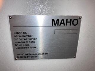 Fraiseuse Maho 500 M, A.  1990-11