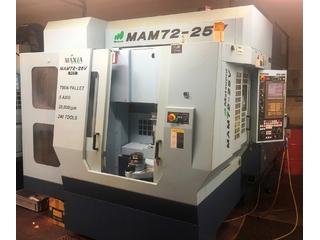 Fraiseuse Matsuura MAM 72 25V-0