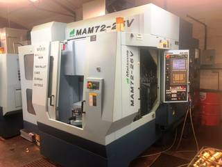 Fraiseuse Matsuura MAM 72 25V-13