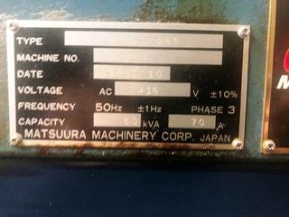 Fraiseuse Matsuura MAM 72 25V-5