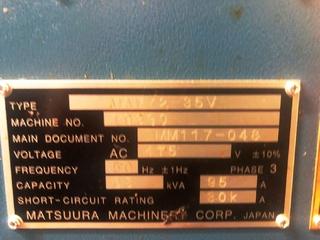 Fraiseuse Matsuura MAM 72 35V-10
