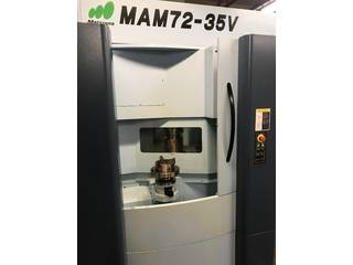Fraiseuse Matsuura MAM 72 35V-3