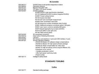 Tour Mazak Integrex E 800 x 6.000-6