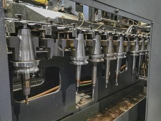 Fraiseuse Mazak Variaxis 730-5AXII-2APC-2