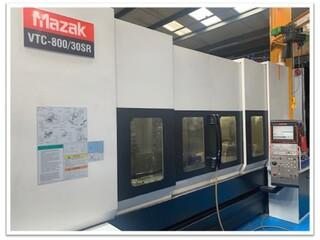 Fraiseuse Mazak VTC 800 / 30 SR, A.  2008-3