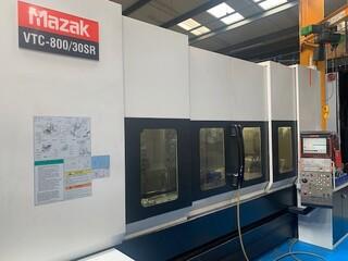 Fraiseuse Mazak VTC 800 / 30 SR, A.  2008-5