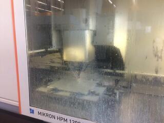 Fraiseuse Mikron HPM 1200 HD-1