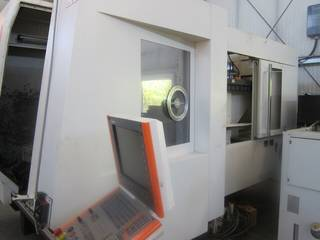 Fraiseuse Mikron HPM 1350 U-3