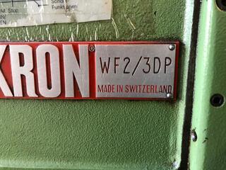 Fraiseuse Mikron WF3 DP, A.  1900-1