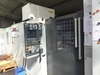 Fraiseuse Mori Seiki NMH 10000 DCG APC 7, A.  2009-2