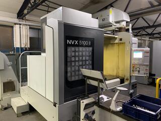Fraiseuse Mori Seiki NVX 5100 II 40, A.  2013-1