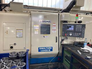 Tour Okuma LU 400 M-1