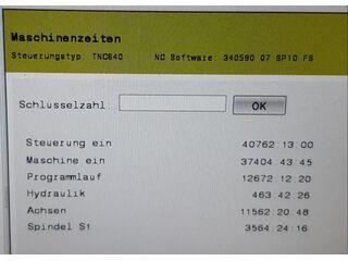 Fraiseuse OPS Ingersoll High Speed Eagle V9-9