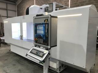Fraiseuse Parpas 90 HP / 2000 CNC Ram Style-10