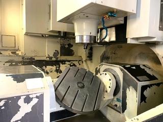 Fraiseuse Quaser UX 600 - 15C-2
