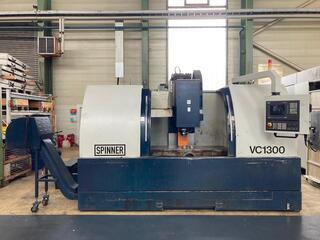 Fraiseuse Spinner VC 1300-0