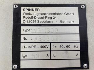 Fraiseuse Spinner VC 1300-8