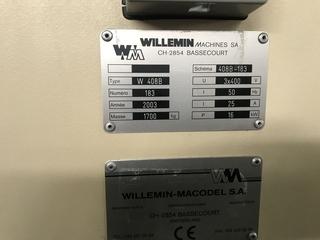 Fraiseuse Willemin-Macodel W 408 B-13