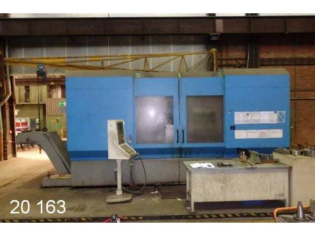 plus d'images Auerbach FBE 2000 Fraiseuse