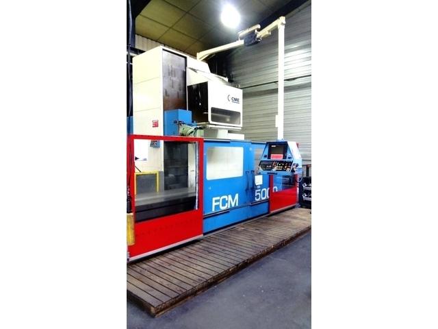 plus d'images CME FCM - 5000 x 950 Fraiseuse
