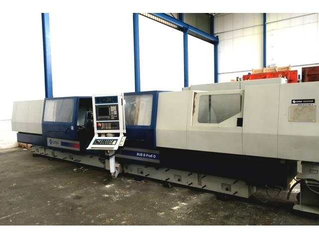 plus d'images Rectifieuse Cetos BUB 50 B CNC 3000