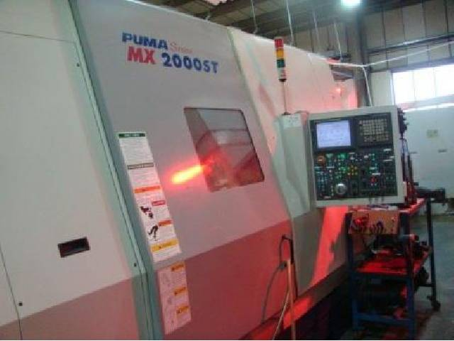 plus d'images Tour Doosan Daewoo Puma MX2000ST