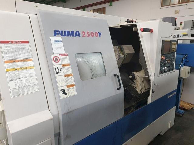 plus d'images Tour Doosan Puma 2500 Y