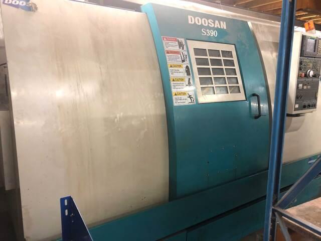 plus d'images Tour Doosan S390L