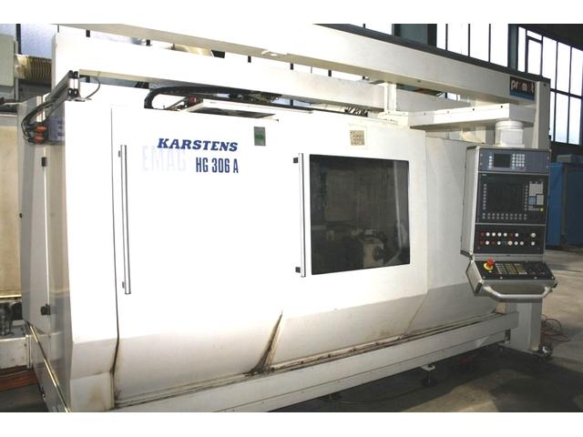 plus d'images Rectifieuse Emag - Karstens HG 306 A