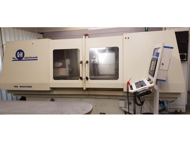 plus d'images Rectifieuse Geibel & Hotz RS 1000 CNC