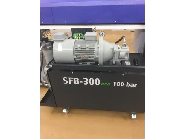 plus d'images Büchler SFB 300 eco 100 bar Accessoires d'occasion