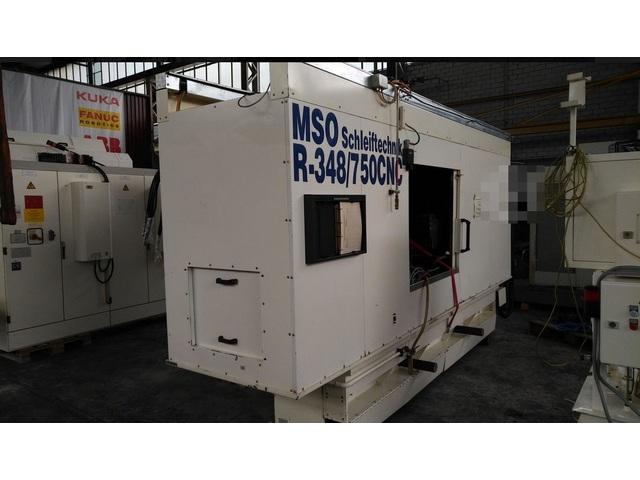 plus d'images Rectifieuse MSO S 348 / 750 CNC