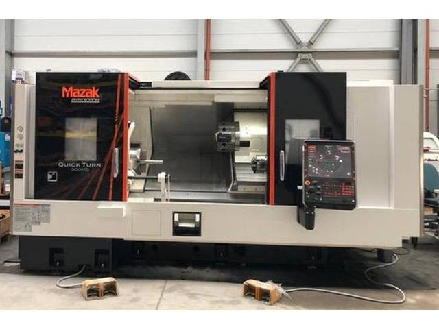 plus d'images Tour Mazak QT 300 MS neu/new