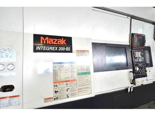 plus d'images Tour Mazak Integrex 200 III S  + Flex GL 100 F