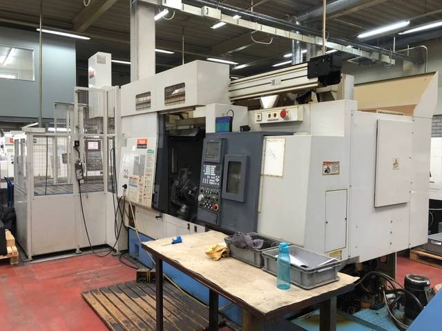plus d'images Tour Mazak Integrex 200 SY + Flex - GL 100C