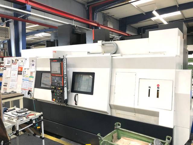 plus d'images Tour Mazak Integrex 300 IV ST - 1500