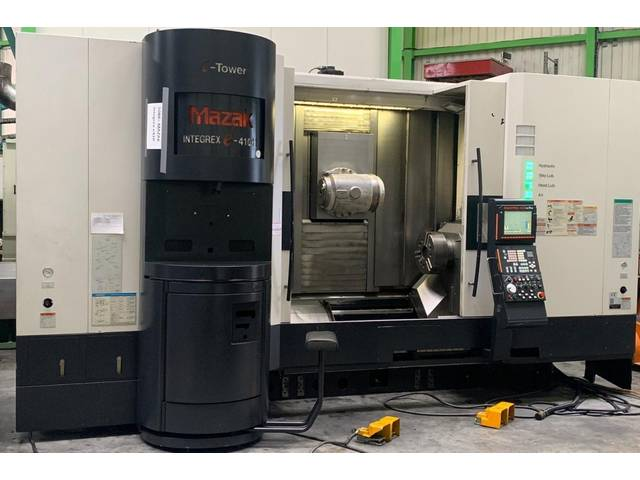 plus d'images Tour Mazak Integrex e-410 HS multi tasking