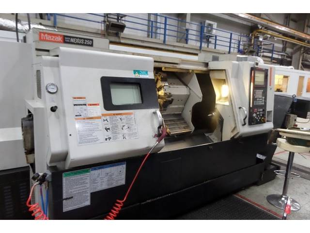plus d'images Tour Mazak Nexus 250