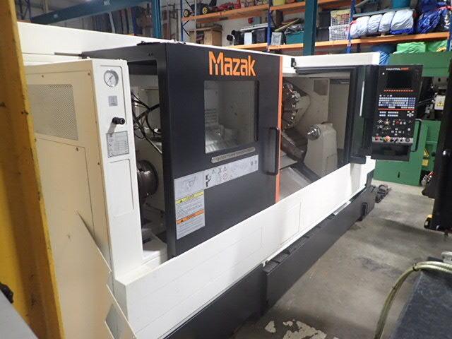 plus d'images Tour Mazak QT Smart 350