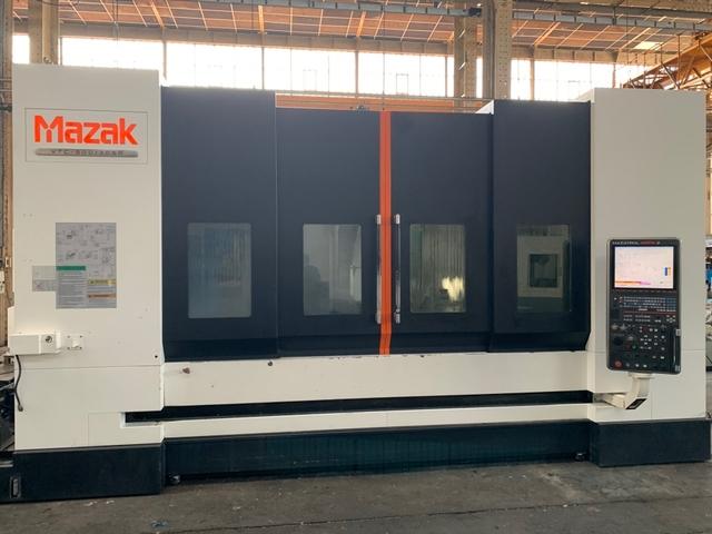 plus d'images Fraiseuse Mazak VTC 800/30 SR, A.  2012