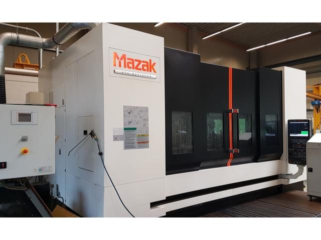 plus d'images Fraiseuse Mazak VTC 800/ 30 SR, A.  2012