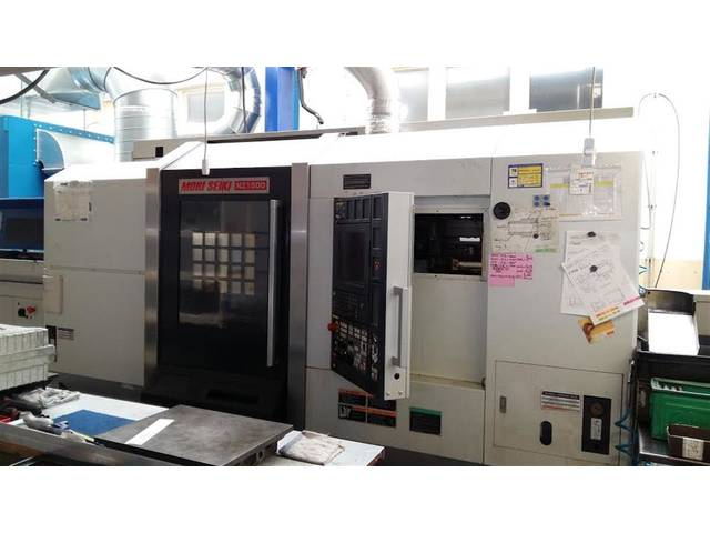 plus d'images Tour Mori Seiki NZ 1500 T2Y2