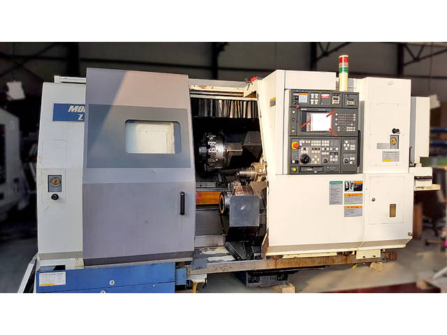 plus d'images Tour Mori Seiki ZL 150 SMC