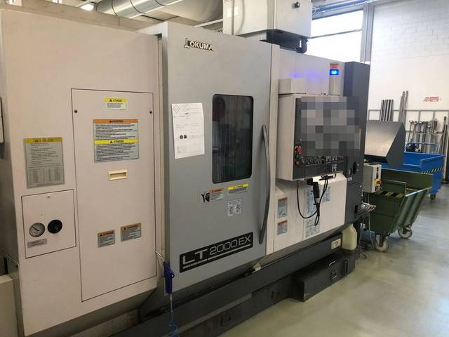 plus d'images Tour Okuma LT 2000 EX